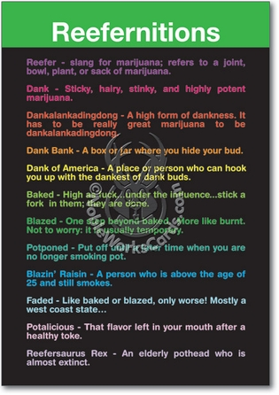 Reefernitions Unique Funny Birthday Card Nobleworks Funny Online Adult