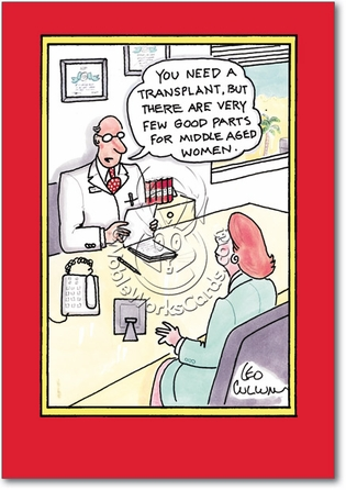 You Need Transplant Inappropriate Funny Birthday Card Nobleworks