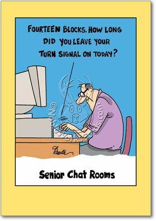 senior citizen chat room