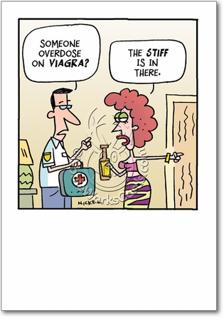 Viagra Wife Joke